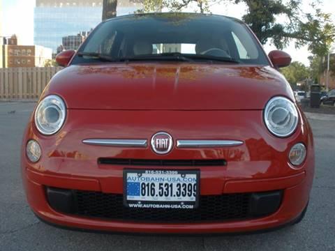 2013 FIAT 500c for sale in Kansas City, MO