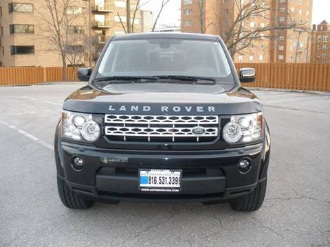 Used Land Rover LR4 For Sale in Kansas City, MO - Carsforsale.com