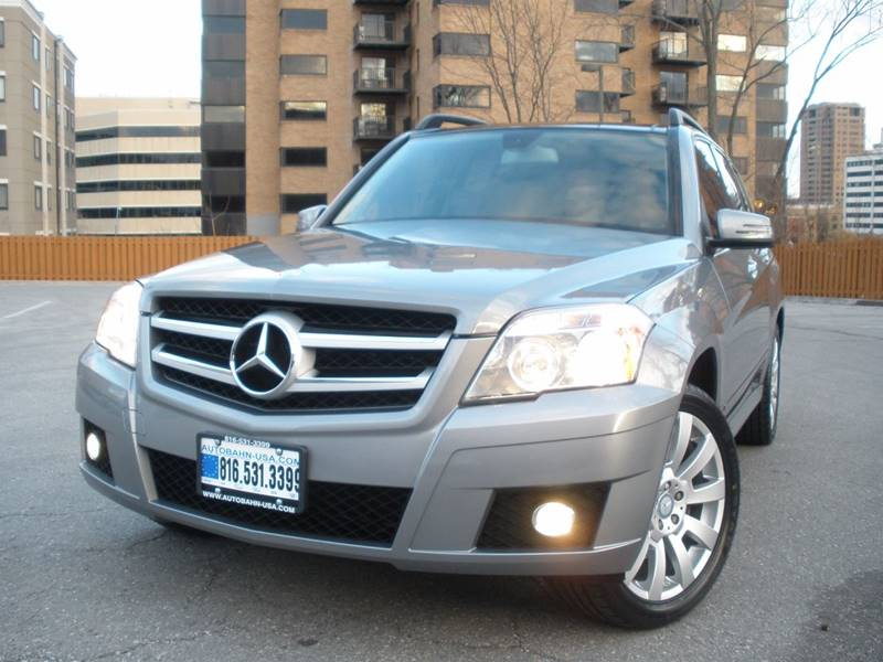 2012 Mercedes Benz GLK For Sale At Autobahn Motors USA In Kansas City MO