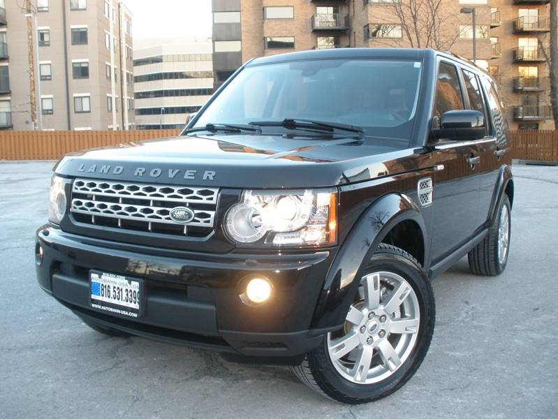 2011 Land Rover LR4 In Kansas City MO - Autobahn Motors USA