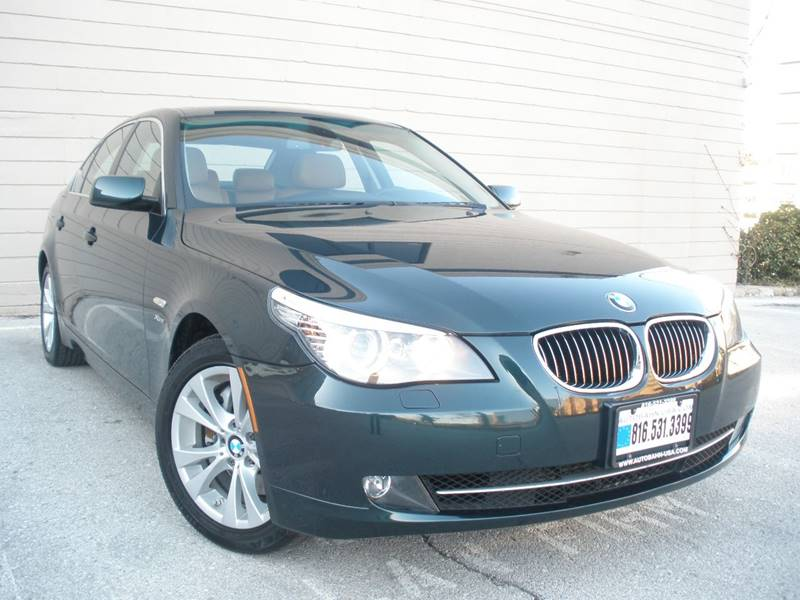 2009 BMW 5 Series For Sale At Autobahn Motors USA In Kansas City MO