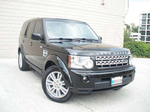 2011 Land Rover LR4 for sale in Kansas City, MO