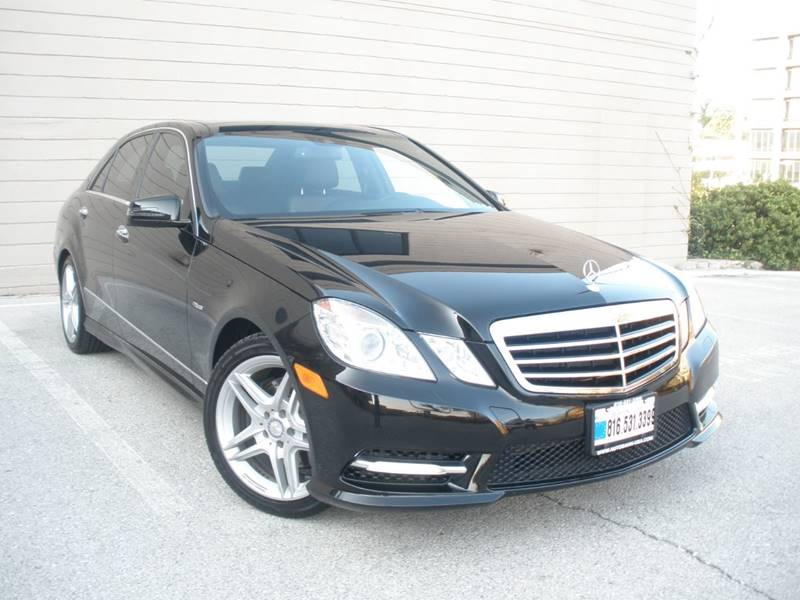 2012 Mercedes Benz E Class For Sale At Autobahn Motors USA In Kansas City