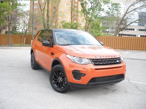 2016 Land Rover Discovery Sport for sale in Kansas City, MO