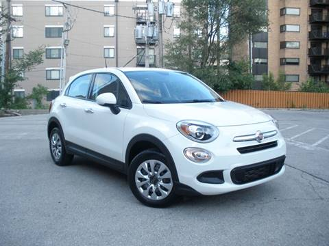 2016 FIAT 500X for sale in Kansas City, MO