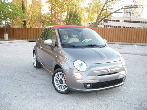 2012 FIAT 500c for sale in Kansas City, MO