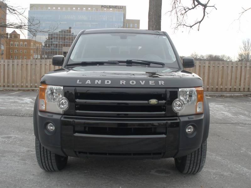 2008 Land Rover LR3 SE In Kansas City MO - Autobahn Motors USA
