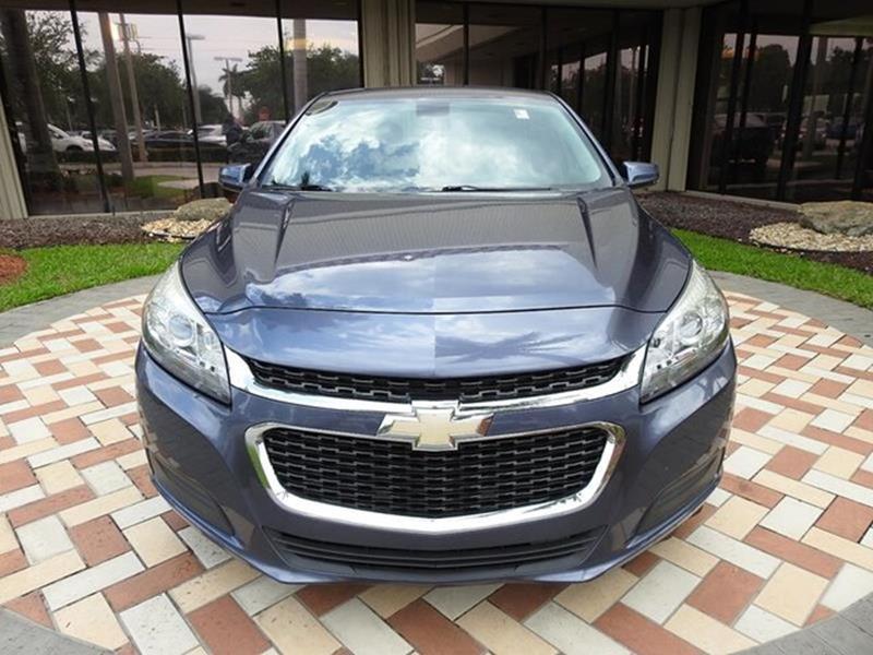 2014 Chevrolet Malibu LT 4dr Sedan w/1LT - Pembroke Pines FL
