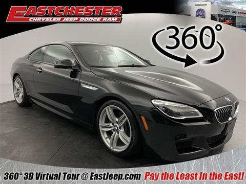 2016 BMW 6 Series for sale in Bronx, NY
