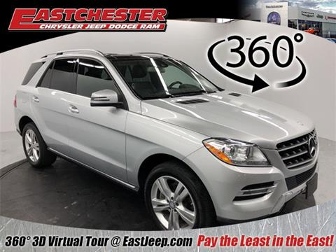 2015 Mercedes-Benz M-Class for sale in Bronx, NY