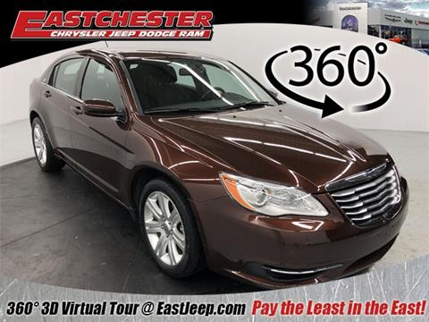 2013 Chrysler 200 for sale in Bronx, NY