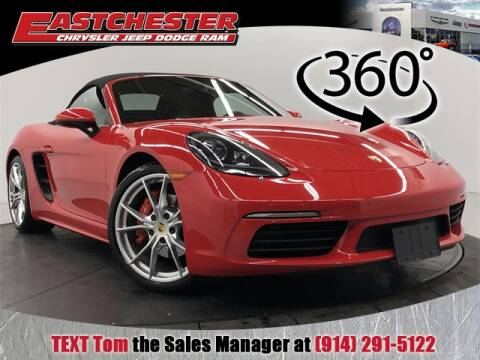 2017 Porsche 718 Boxster for sale in Bronx, NY