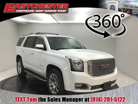 2016 GMC Yukon Denali for sale at Eastchester Chrysler Jeep Dodge in Bronx NY