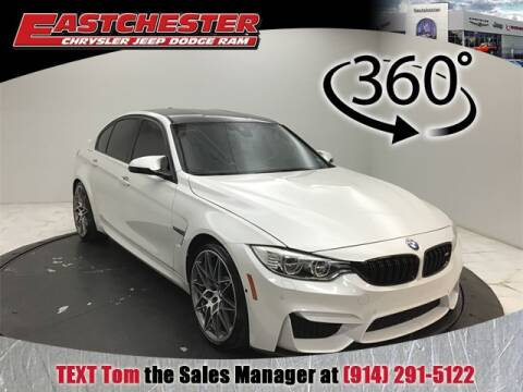 2017 BMW M3 for sale at Eastchester Chrysler Jeep Dodge in Bronx NY