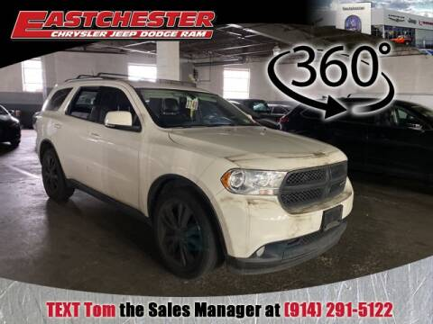 2012 Dodge Durango Crew for sale at Eastchester Chrysler Jeep Dodge in Bronx NY