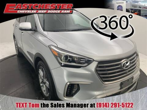 2017 Hyundai Santa Fe SE Ultimate for sale at Eastchester Chrysler Jeep Dodge in Bronx NY