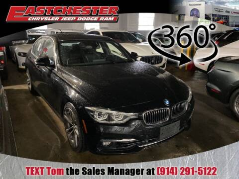2016 BMW 3 Series 340i xDrive for sale at Eastchester Chrysler Jeep Dodge in Bronx NY
