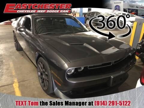2016 Dodge Challenger R/T for sale at Eastchester Chrysler Jeep Dodge in Bronx NY
