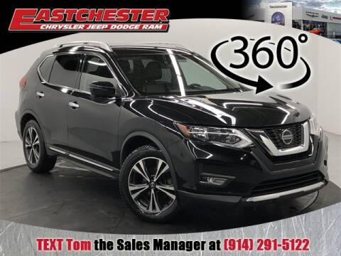 2018 Nissan Rogue SL for sale at Eastchester Chrysler Jeep Dodge in Bronx NY
