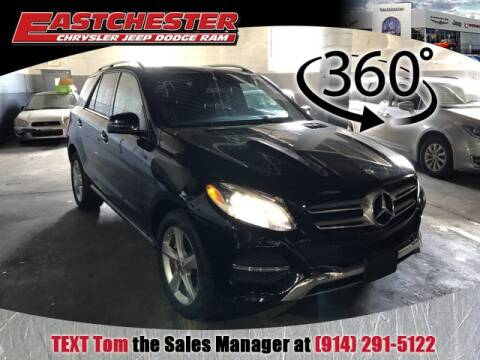 2017 Mercedes-Benz GLE GLE 350 4MATIC for sale at Eastchester Chrysler Jeep Dodge in Bronx NY