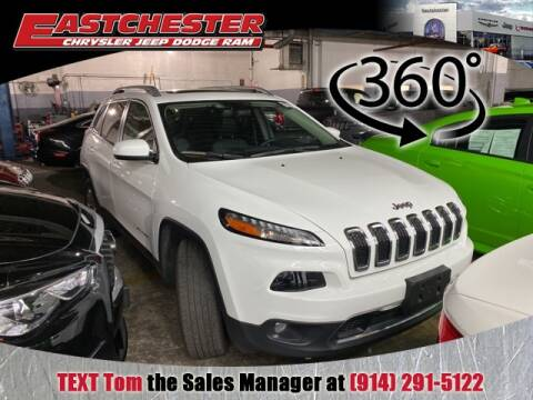 2017 Jeep Cherokee Limited for sale at Eastchester Chrysler Jeep Dodge in Bronx NY