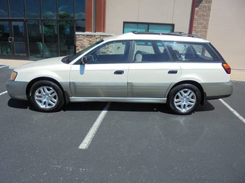 2002 Subaru Outback for sale in Englewood, CO