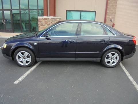2002 Audi A4 for sale in Englewood, CO