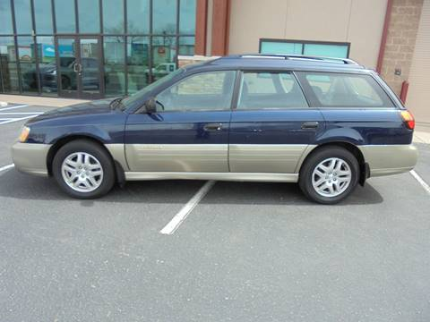 2003 Subaru Outback for sale in Englewood, CO
