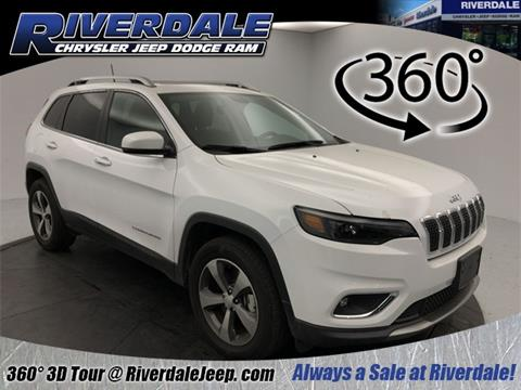 2019 Jeep Cherokee for sale in Bronx, NY