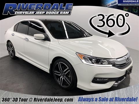 2017 Honda Accord for sale in Bronx, NY