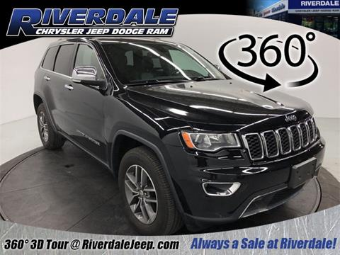2017 Jeep Grand Cherokee for sale in Bronx, NY