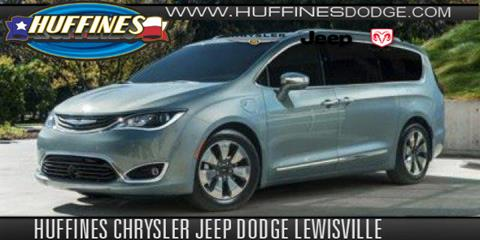 2017 Chrysler Pacifica Hybrid for sale in Lewisville TX