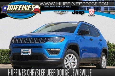 2017 Jeep Compass for sale in Lewisville TX