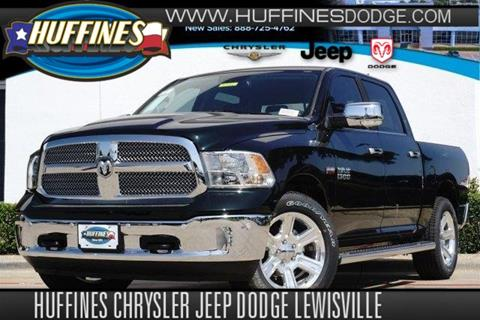 2017 RAM Ram Pickup 1500 for sale in Lewisville TX