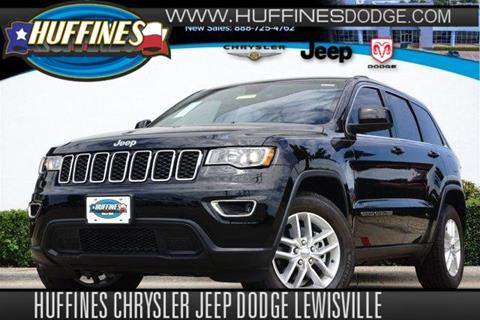 2017 Jeep Grand Cherokee for sale in Lewisville TX