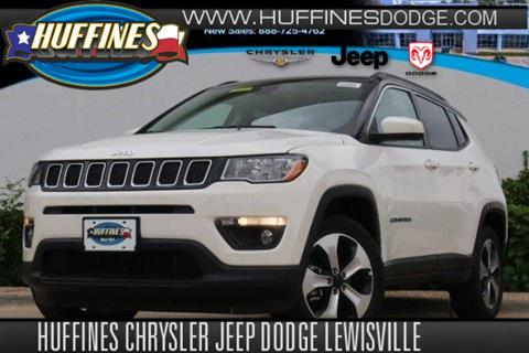 2018 Jeep Compass for sale in Lewisville TX