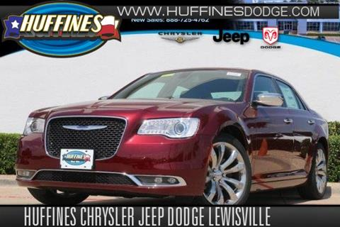 2018 Chrysler 300 for sale in Lewisville, TX