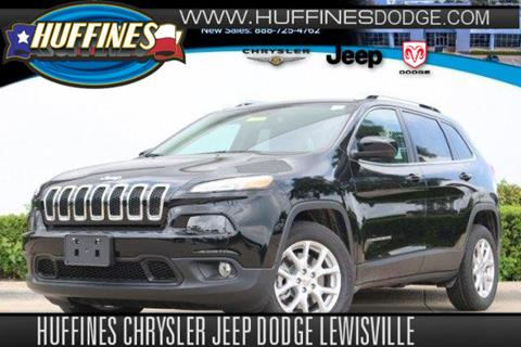2017 Jeep Cherokee for sale in Lewisville TX