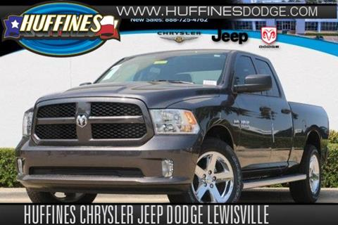2017 RAM Ram Pickup 1500 for sale in Lewisville, TX