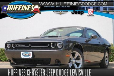 2018 Dodge Challenger for sale in Lewisville TX