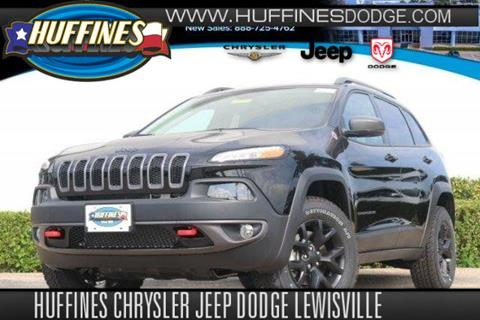 2018 Jeep Cherokee for sale in Lewisville TX