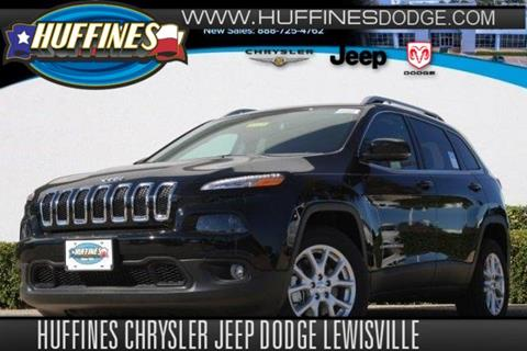 2018 Jeep Cherokee for sale in Lewisville, TX
