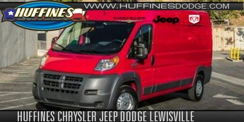 2018 RAM ProMaster Cargo for sale in Lewisville TX