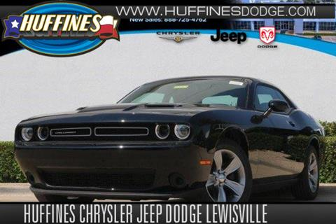 2018 Dodge Challenger for sale in Lewisville, TX