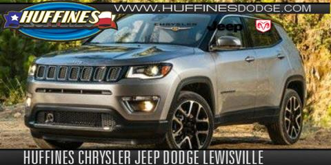 2018 Jeep Compass for sale in Lewisville, TX
