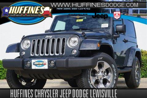 2017 Jeep Wrangler for sale in Lewisville TX