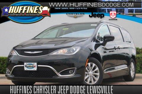 2018 Chrysler Pacifica for sale in Lewisville TX