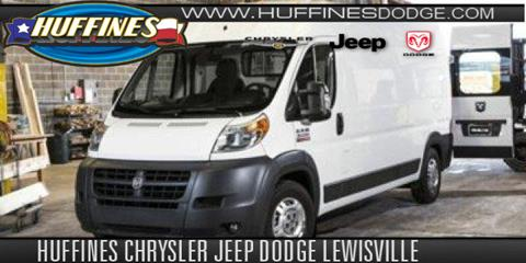 2018 RAM ProMaster Cargo for sale in Lewisville, TX