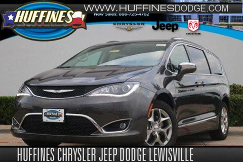 2018 Chrysler Pacifica for sale in Lewisville, TX