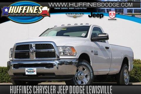 2018 RAM Ram Pickup 2500 for sale in Lewisville, TX